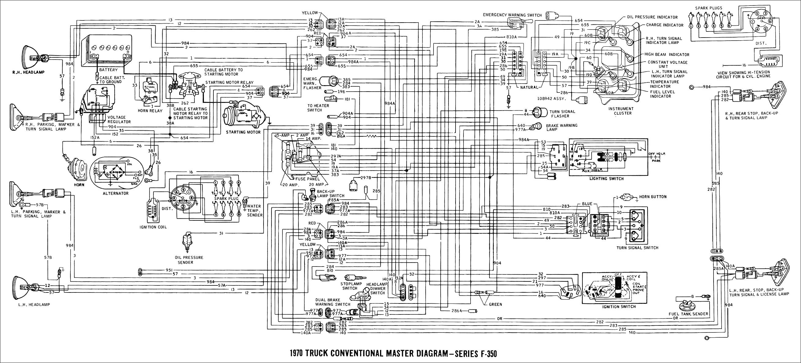 H22 Wiring Harness Diagram