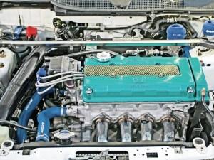 Fully Built B20 Vtec All Motor  impremedia