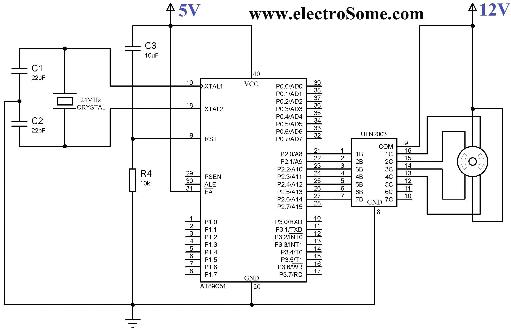 wiring diagram of intercom system