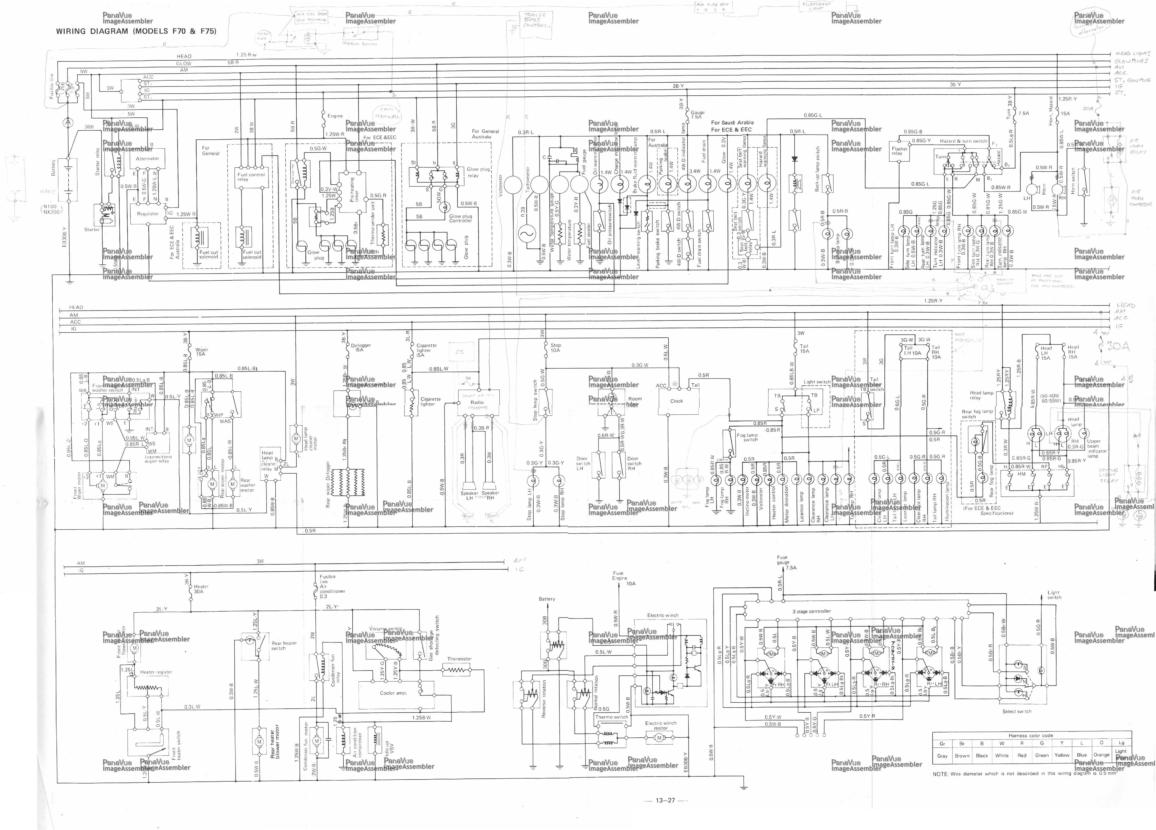 Diagram Gmc Sierra Hd Wiring Diagram Full