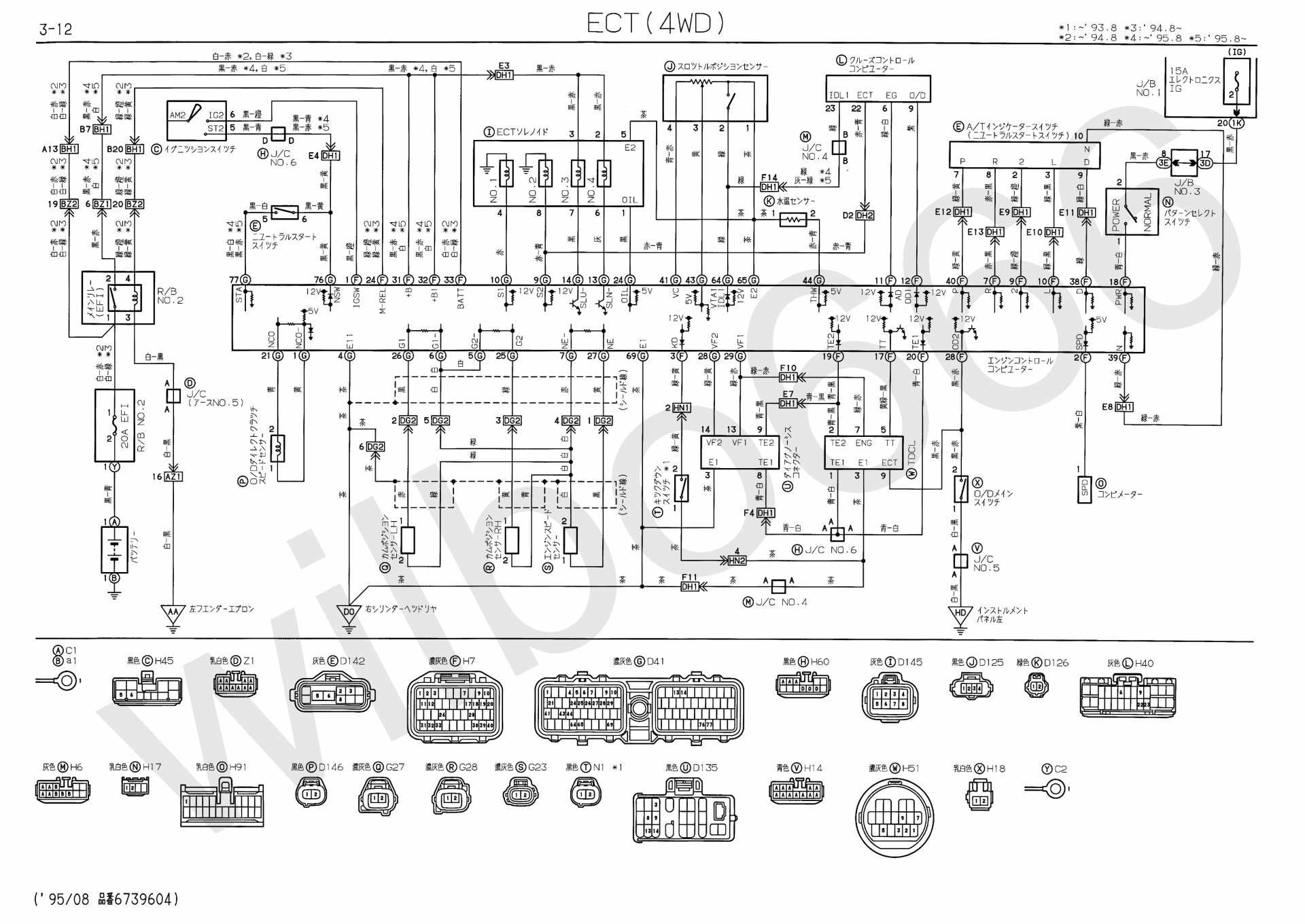 Electrical Engineering Diagram