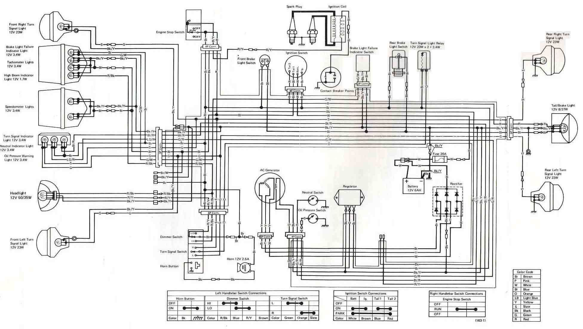 2006 Kawasaki 360 Wiring Diagram | Wiring Diagram on