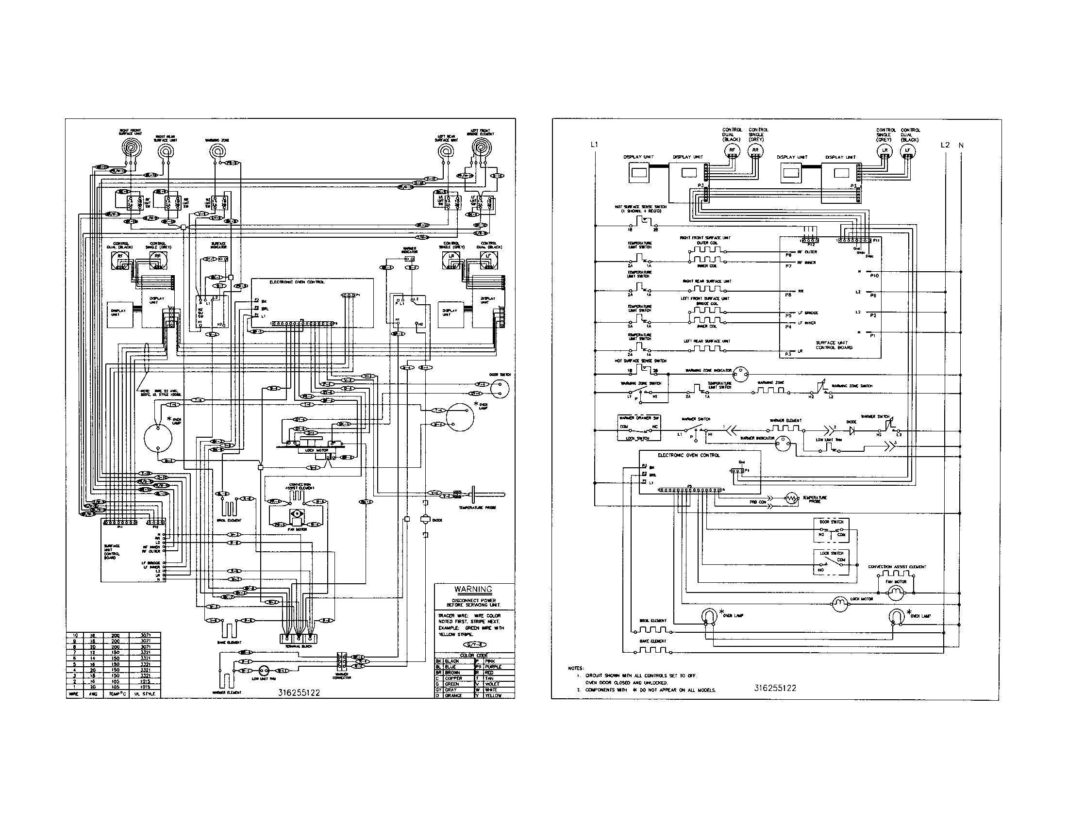 Kenmore Dishwasher Wiring Diagram