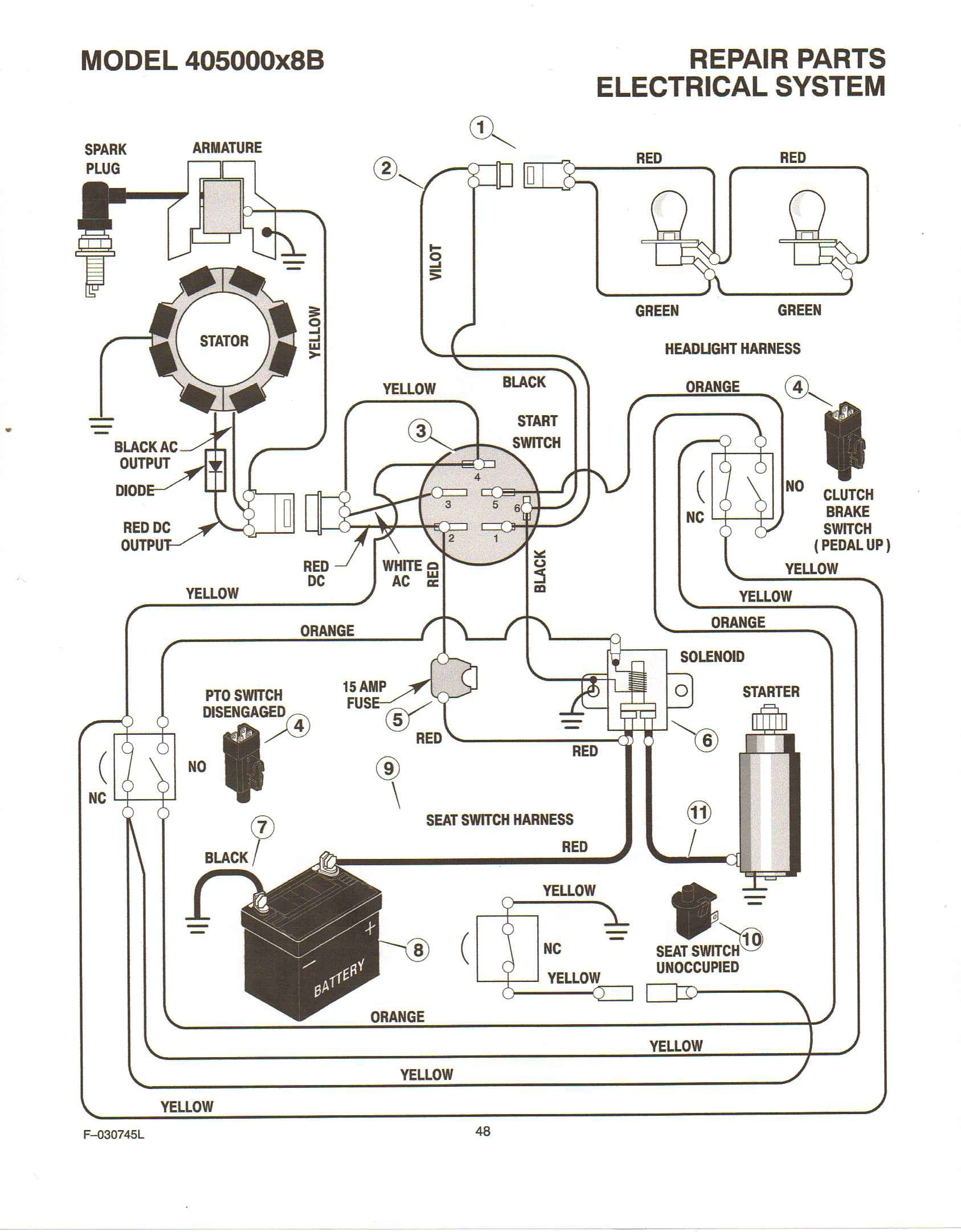 Wiring Diagram For Kohler 25 Hp Engine