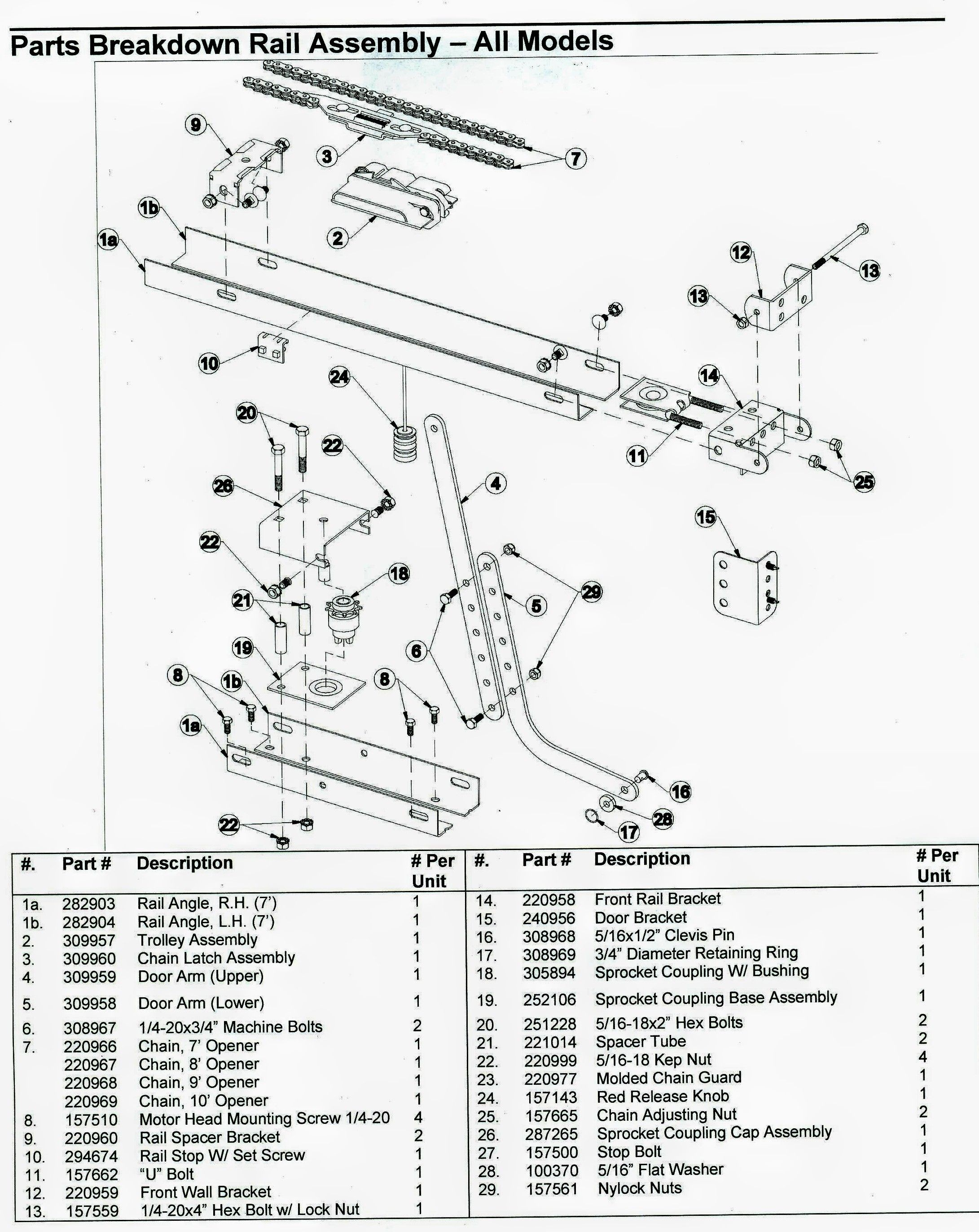 wiring diagram for attached garage