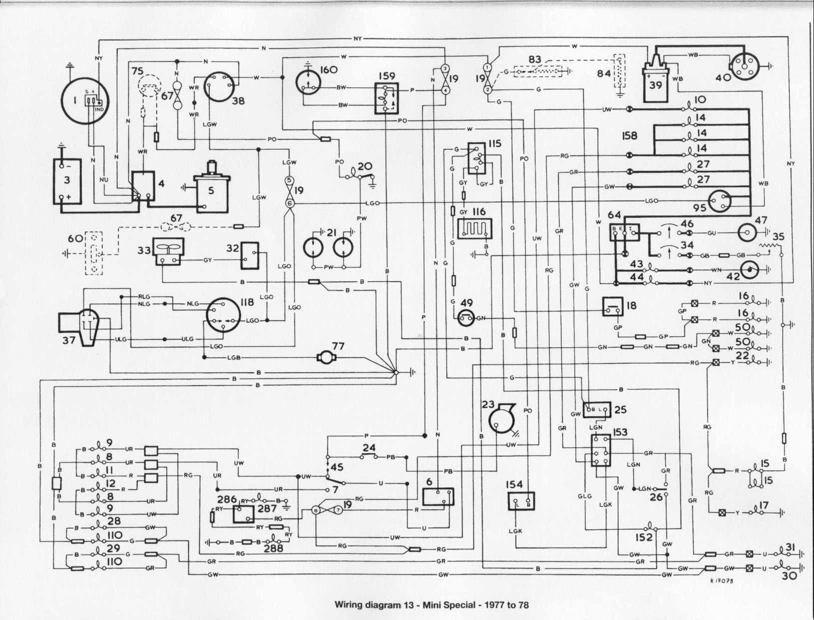Mitsubishi Fuso Wiring Diagrams