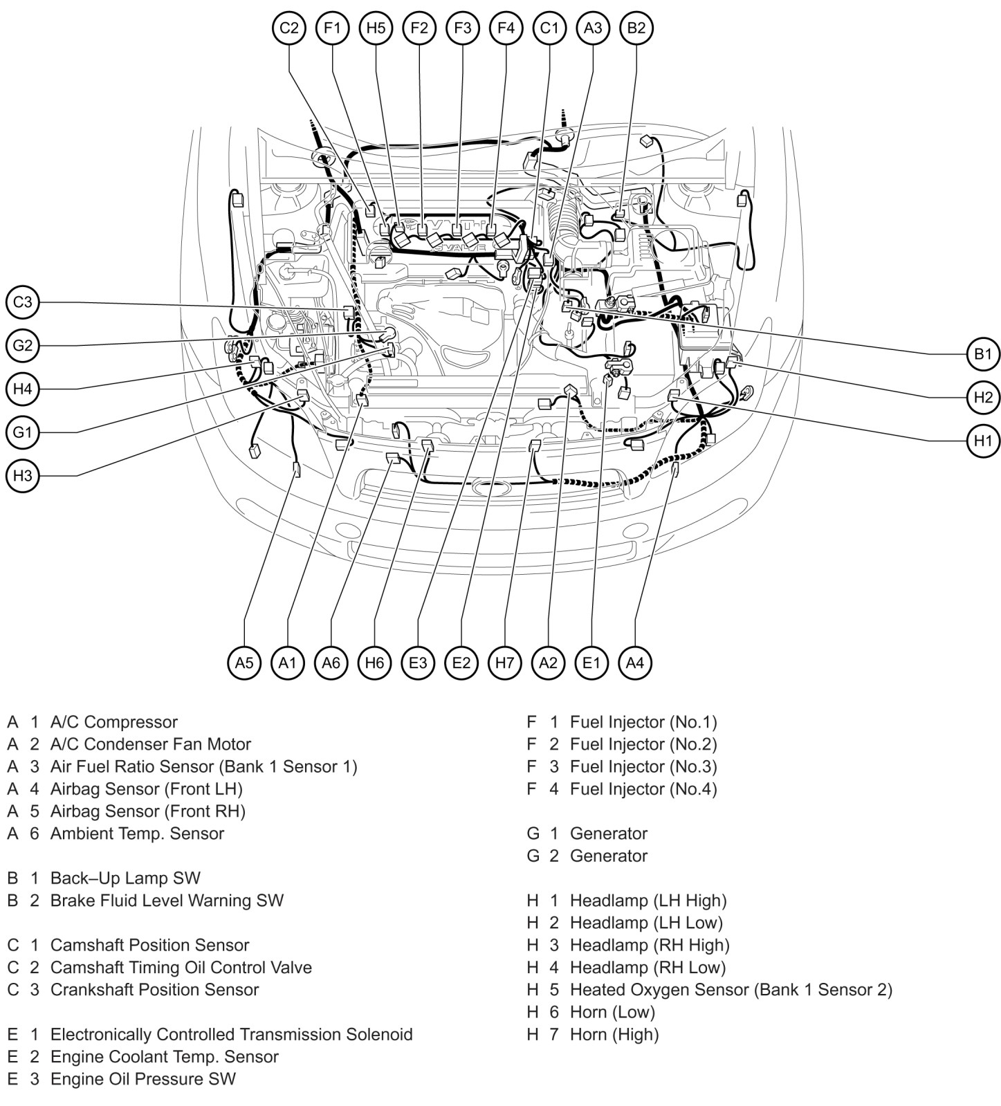 Scion Tc Serpentine Belt Diagram