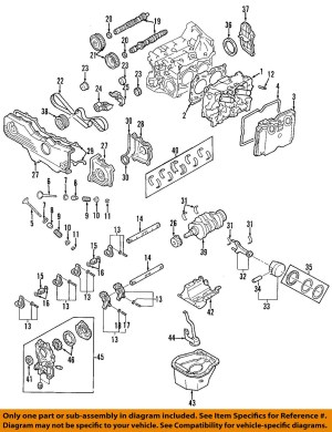 2006 Subaru Forester Engine Diagram | Wiring Library