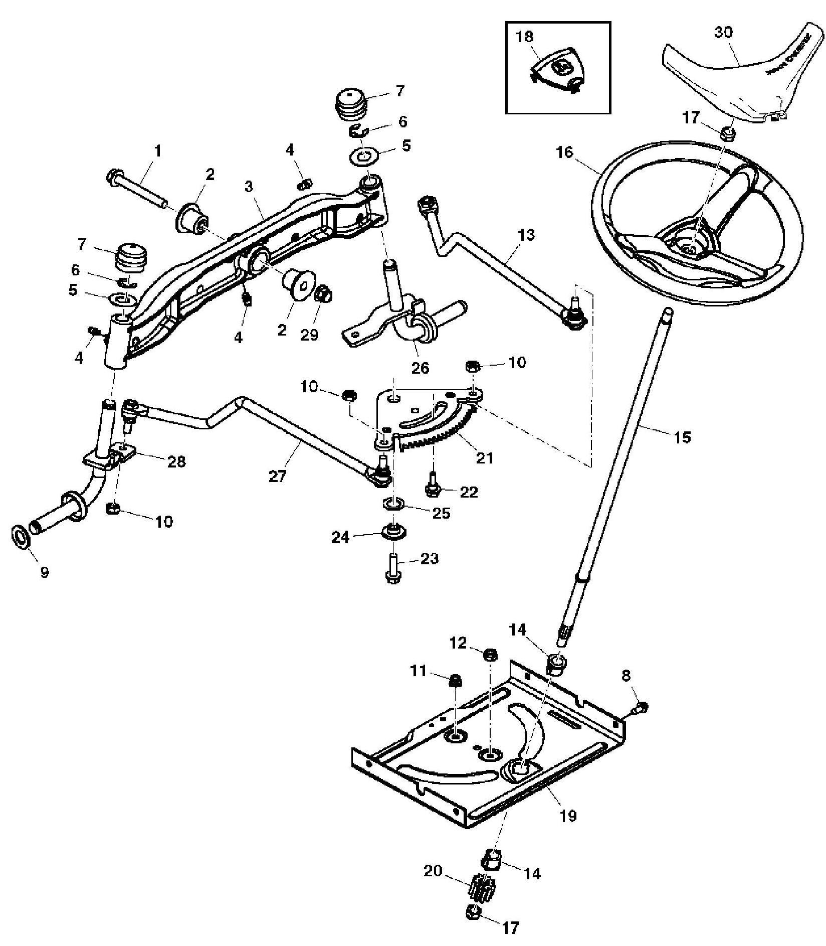 Tractor Engine Diagram John Deere L130 Engine Diagram John