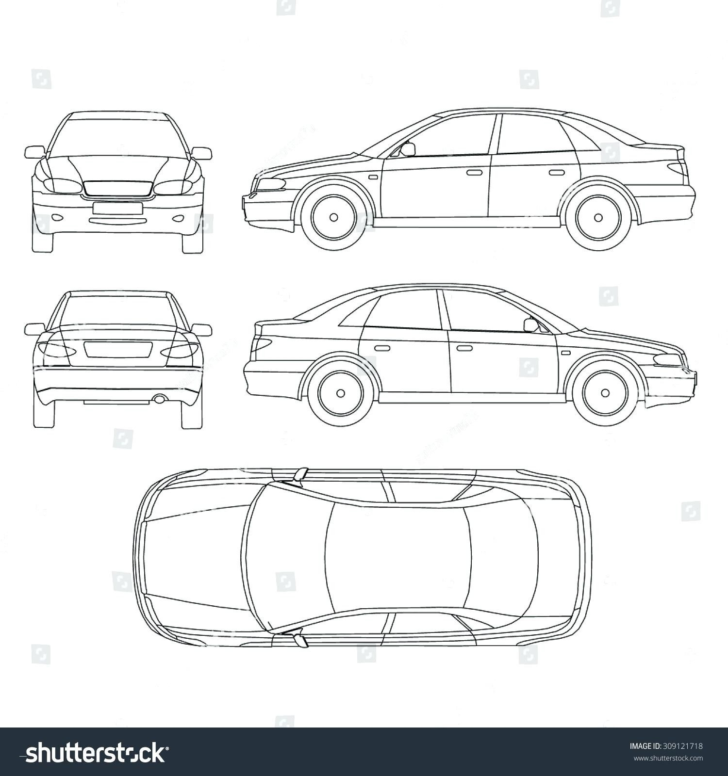 Car Sides Diagram Trusted Wiring Axle Suv Damage Diagrams Simple Schema