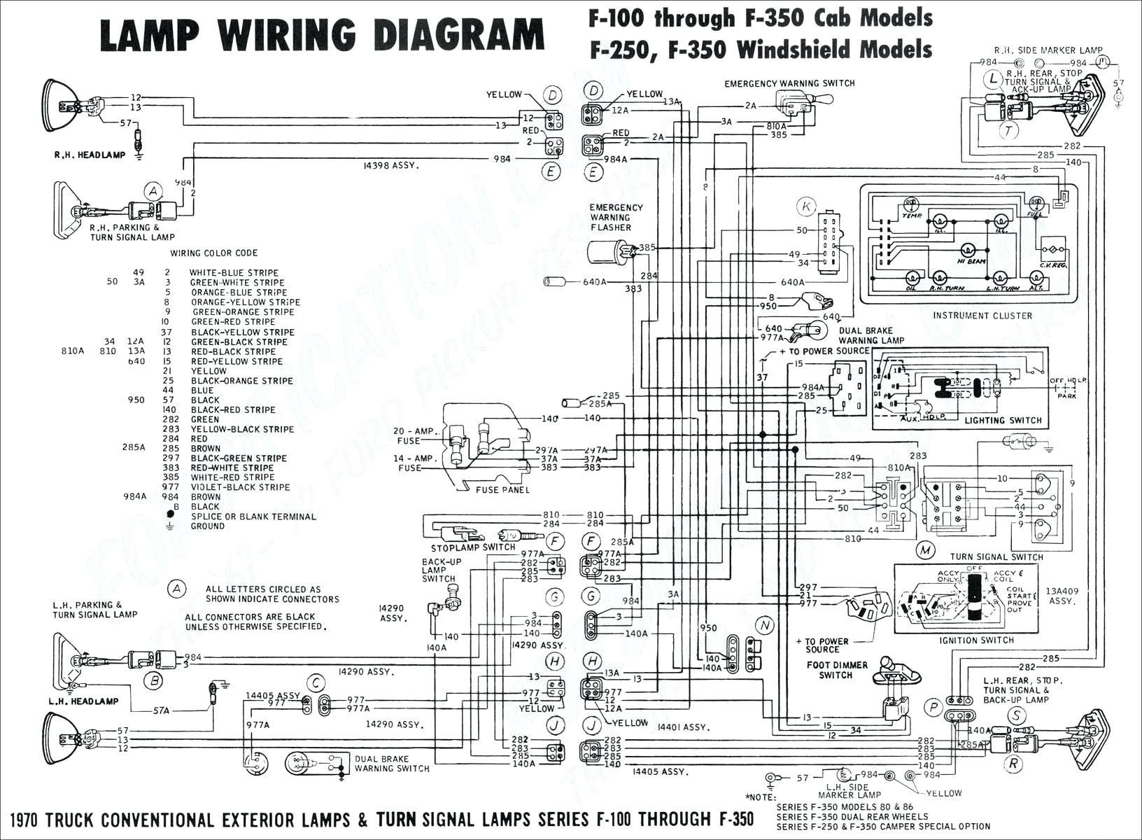 Chevy Generator Wiring Diagram