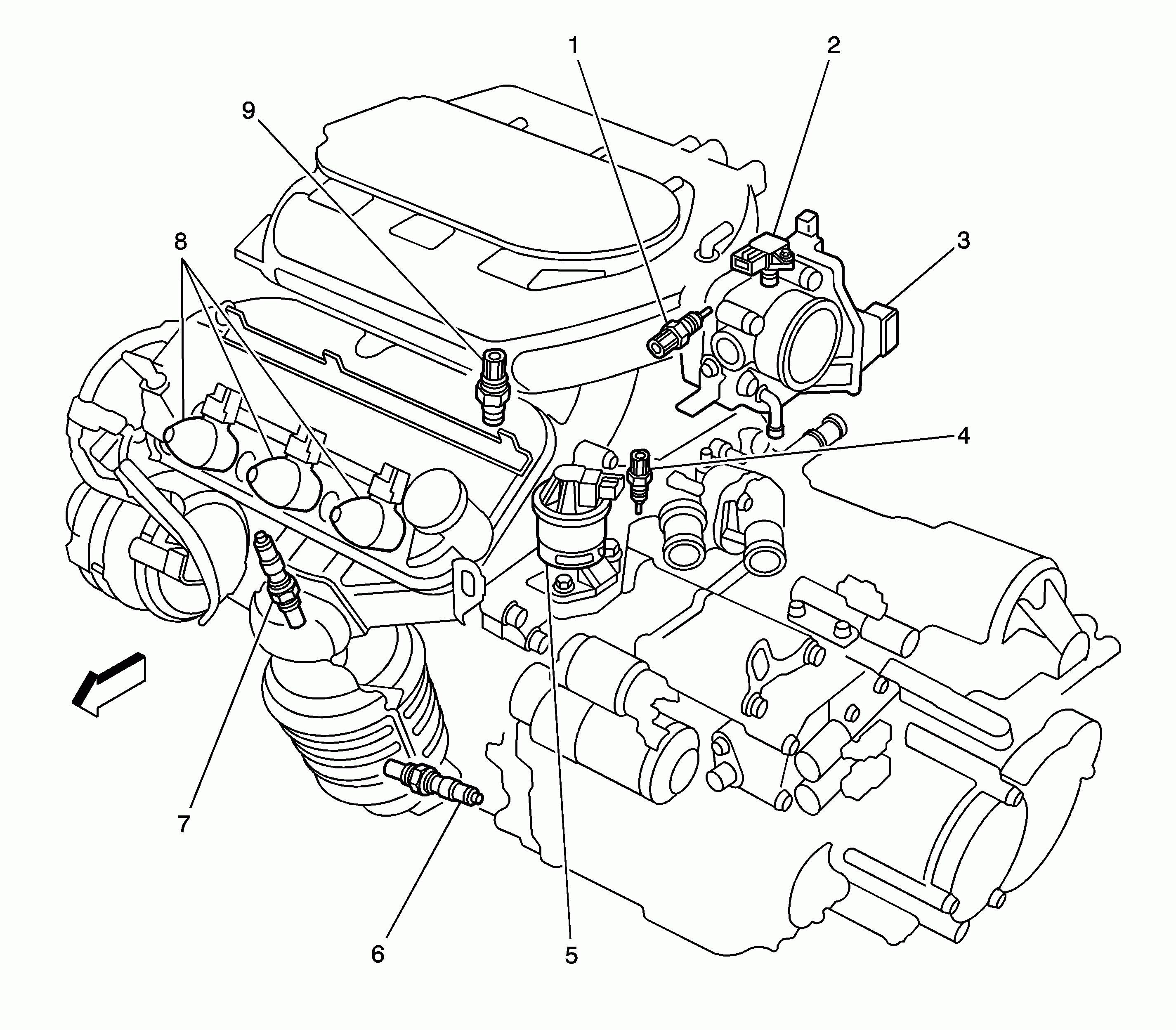 Saturn Astra Engine Diagram