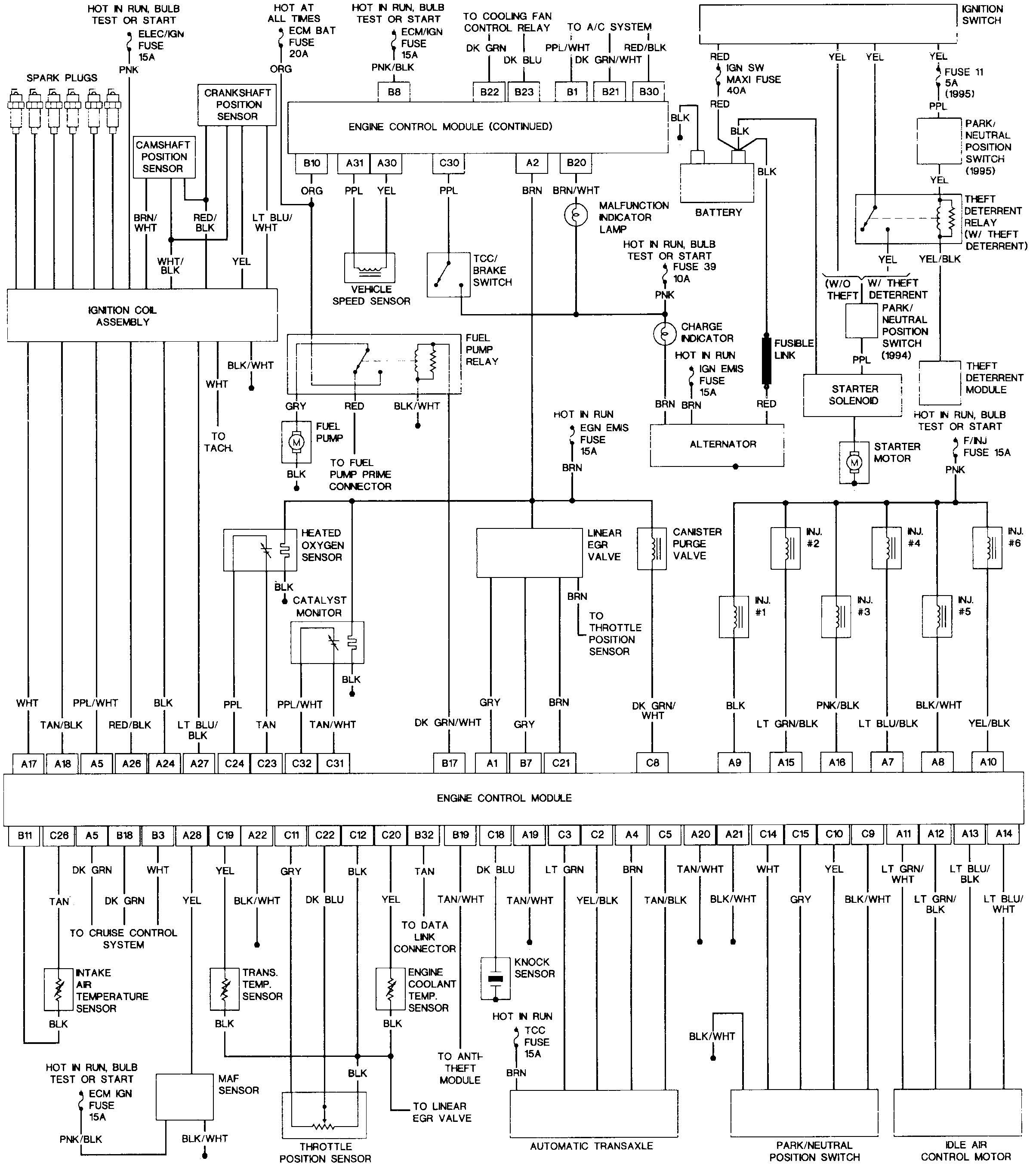 Stereo Wiring Diagram For Buick Lesabre