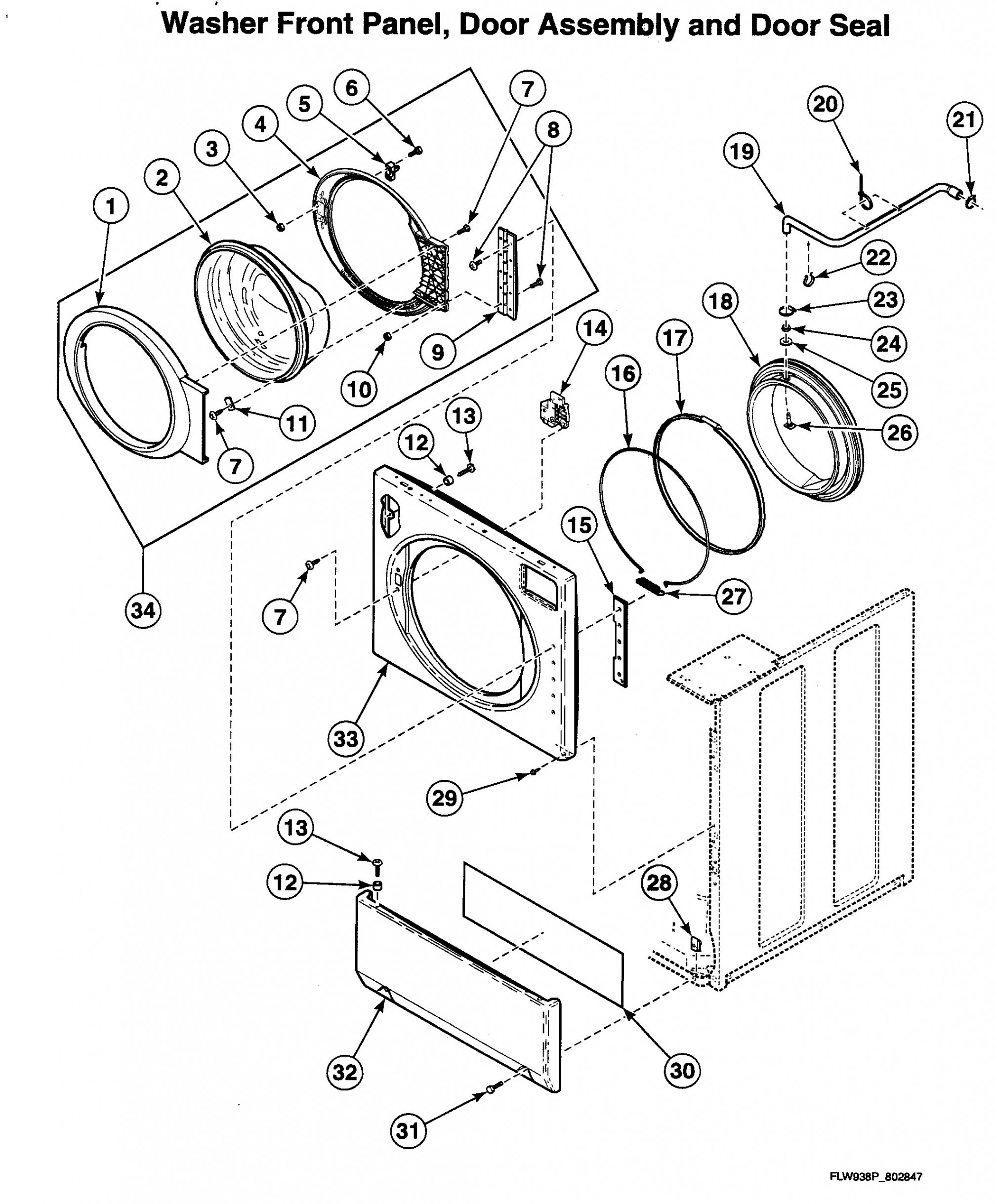 Toyota Corolla Parts Diagram