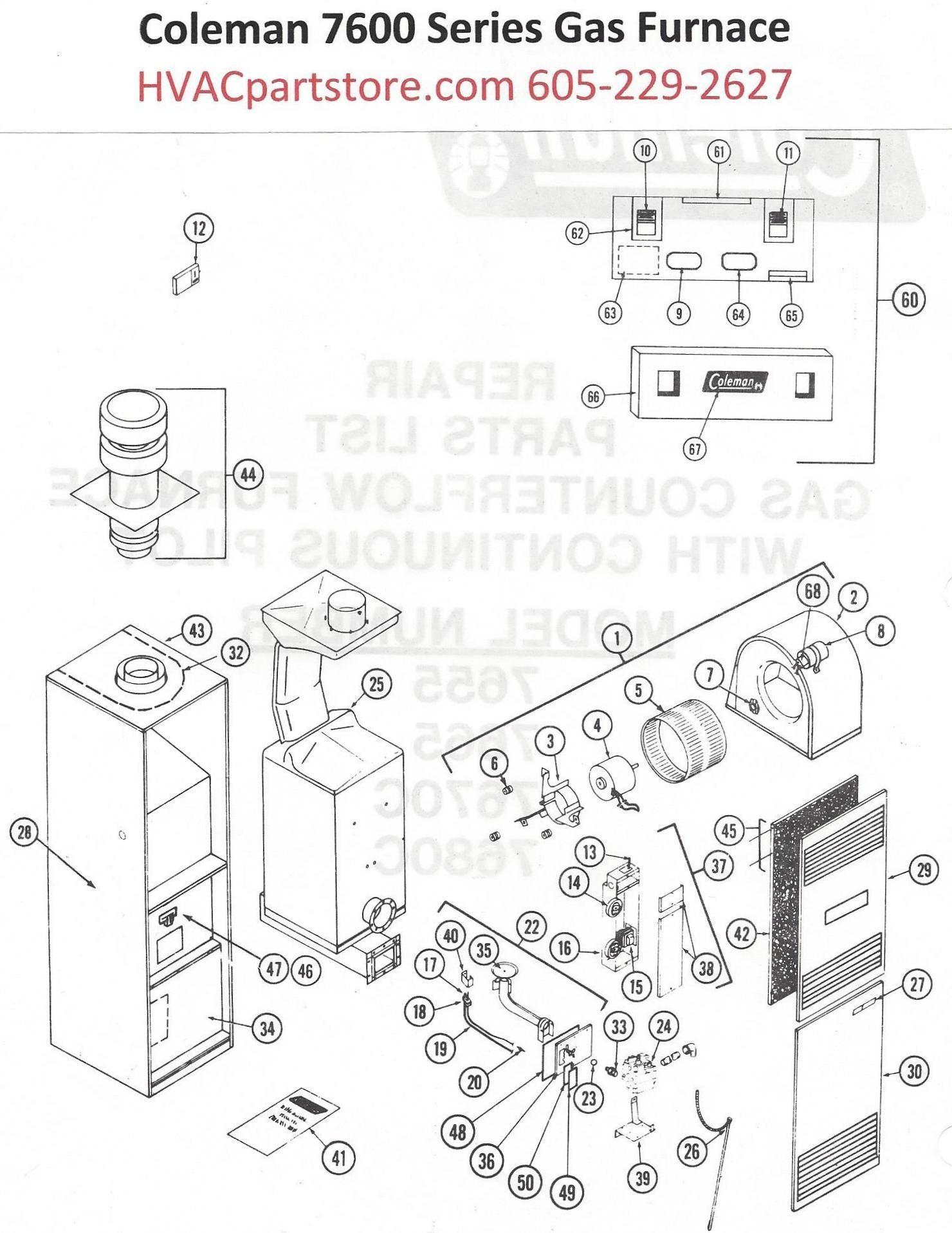 Coleman Stove Parts Diagram