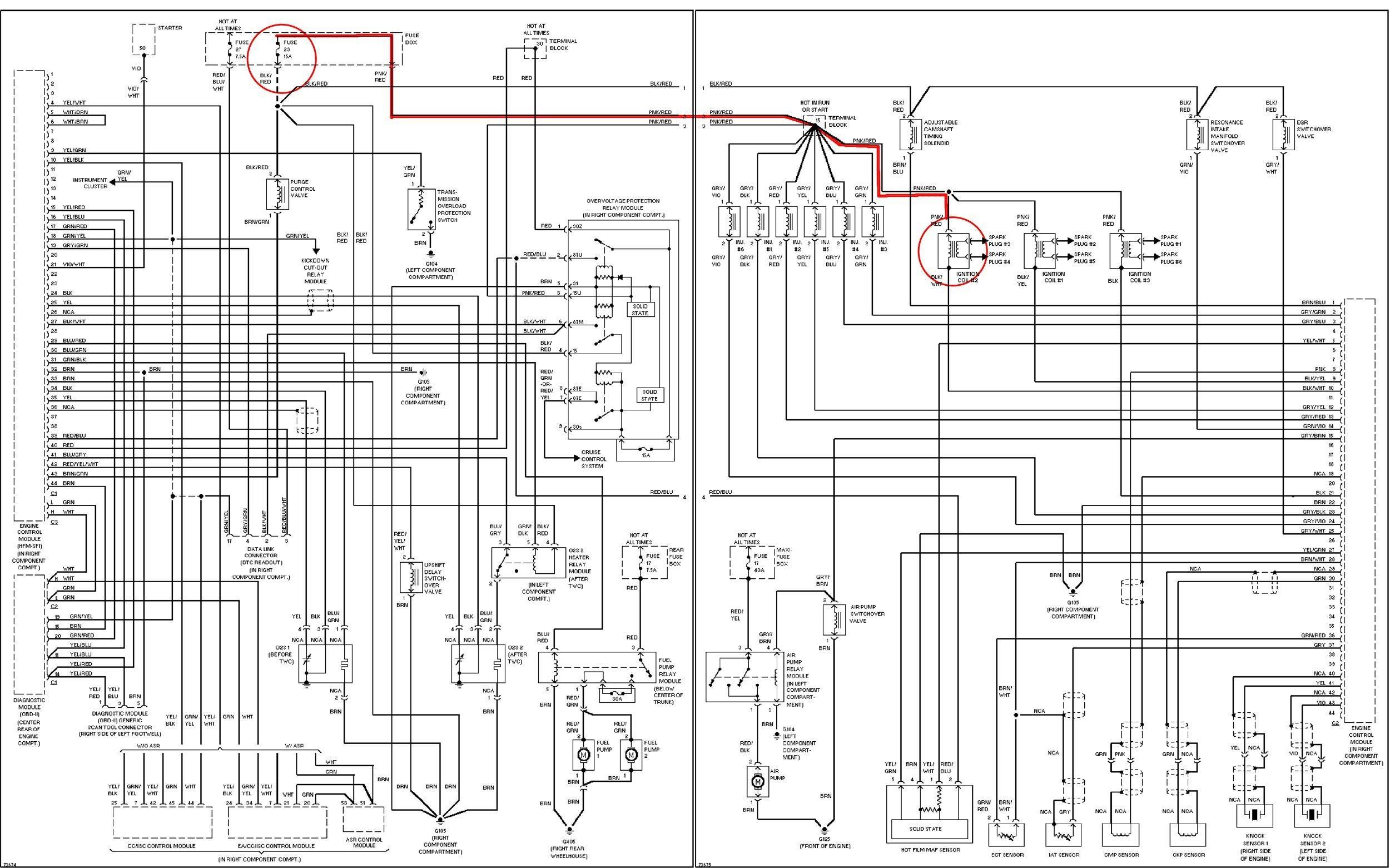 Mercedes Benz 450sl Wiring Diagram
