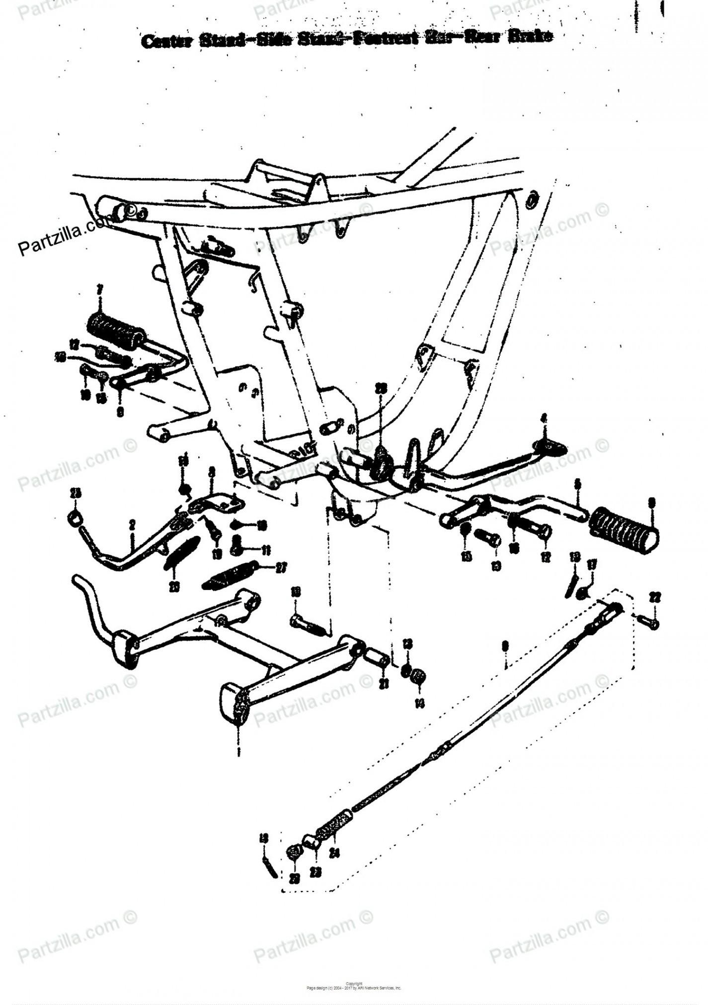 Truck Suspension Diagram