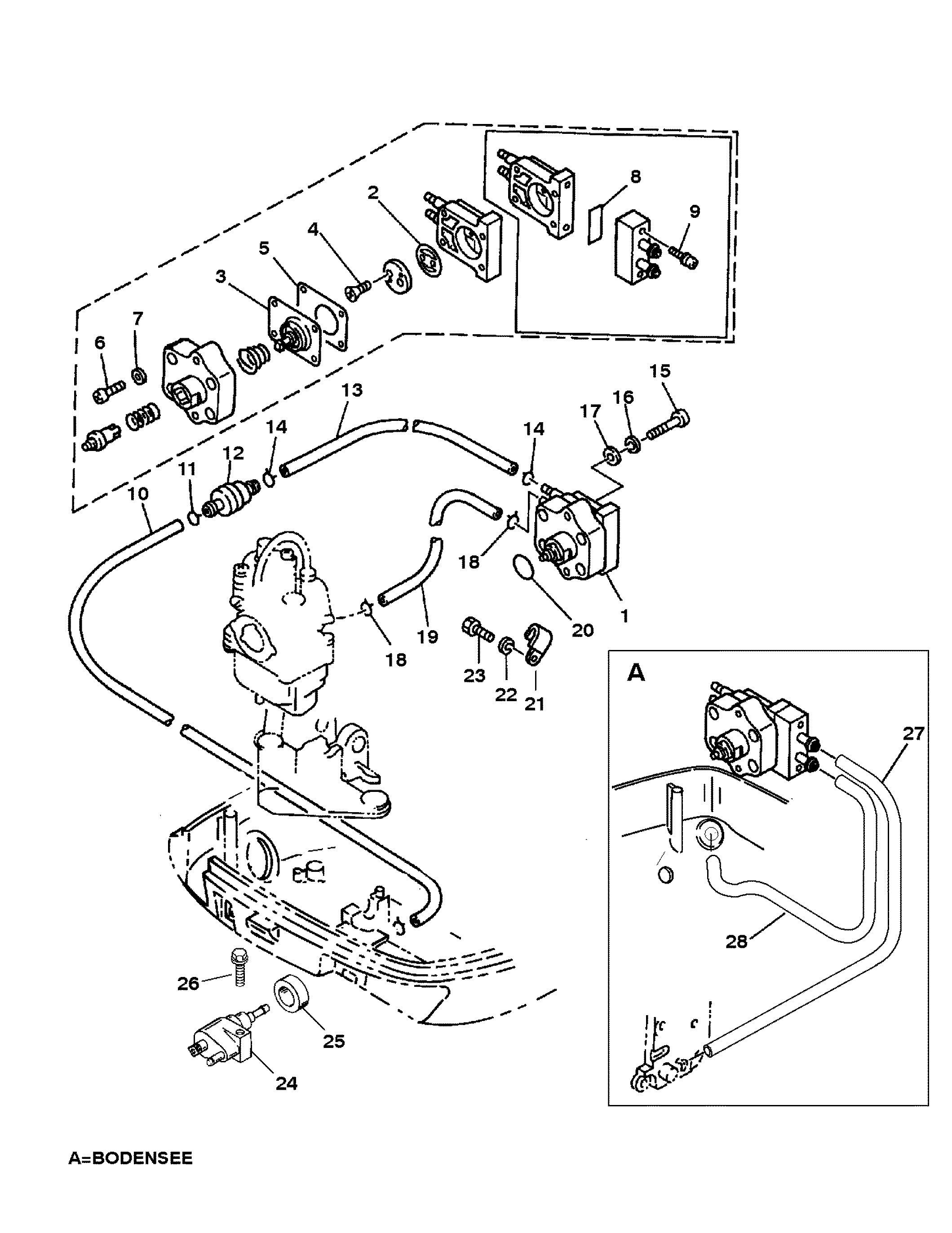 4 Stroke Engine Diagram Parts
