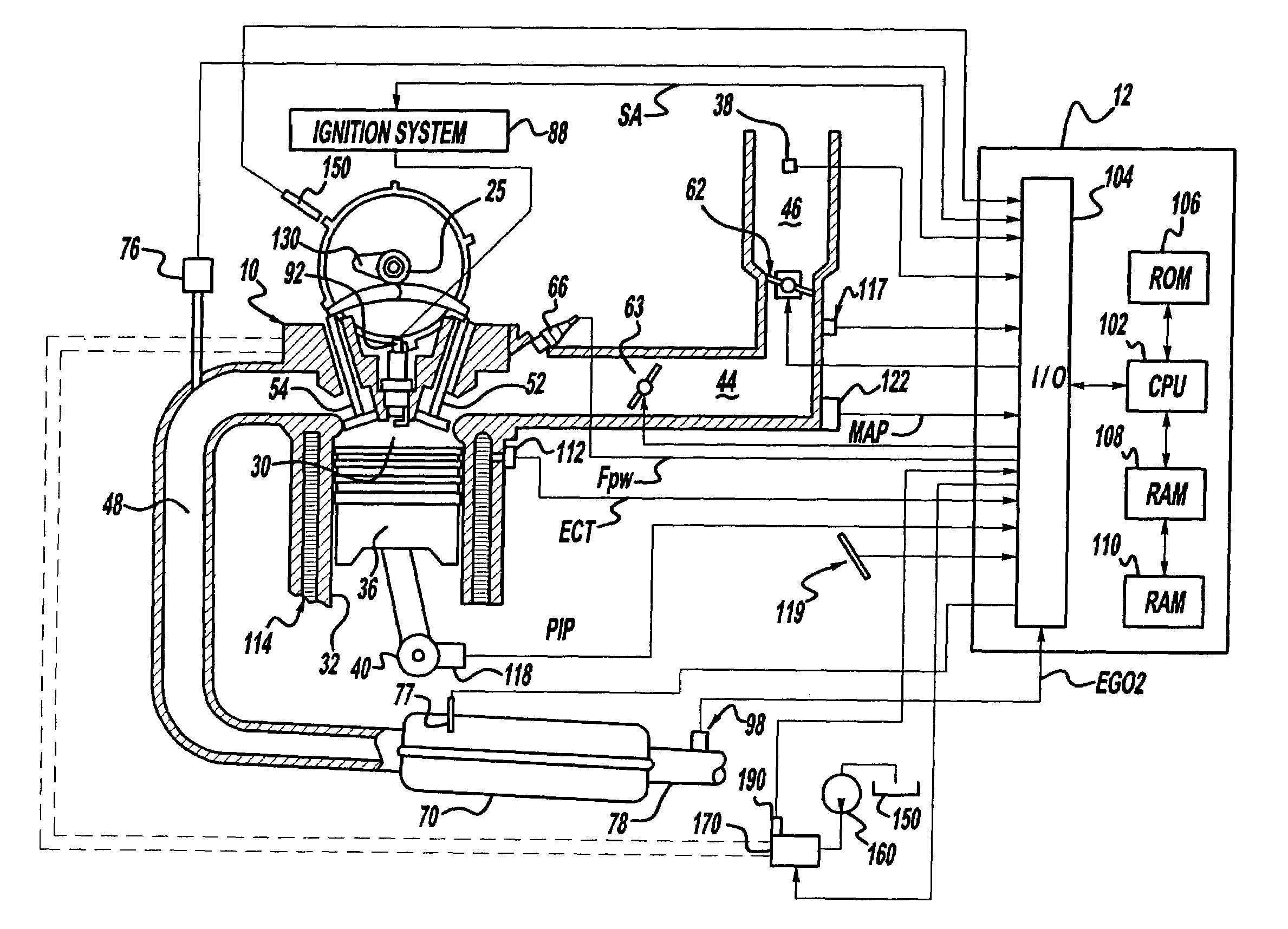 Sel Engine Valve Timing Diagram