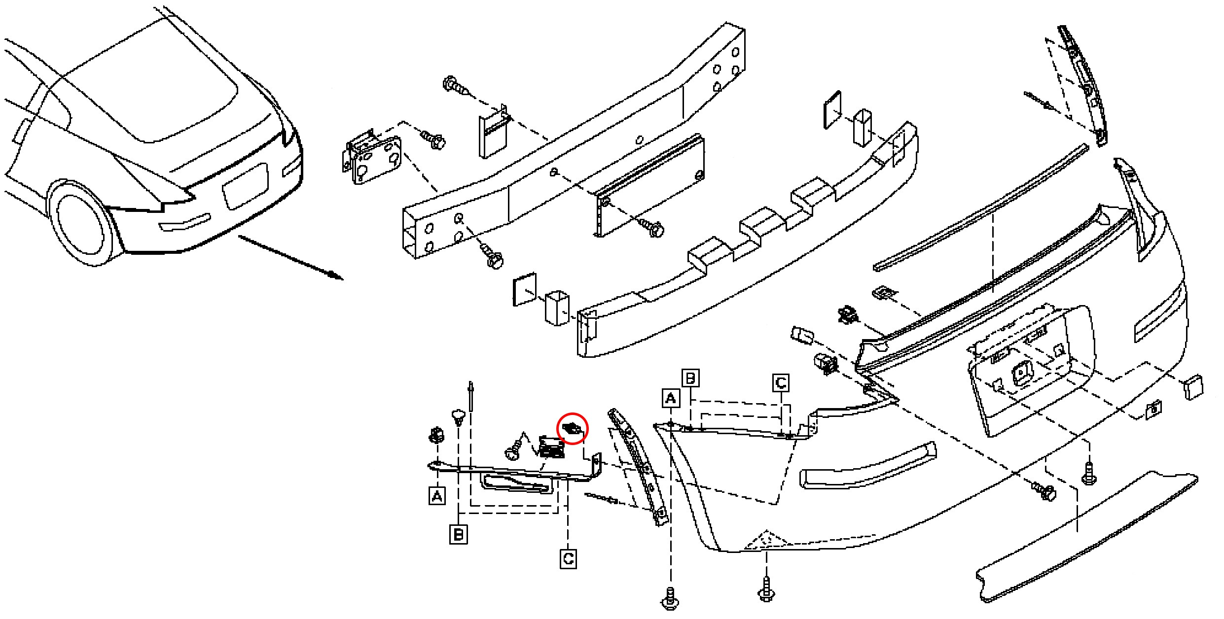 350z Rear Suspension Diagram