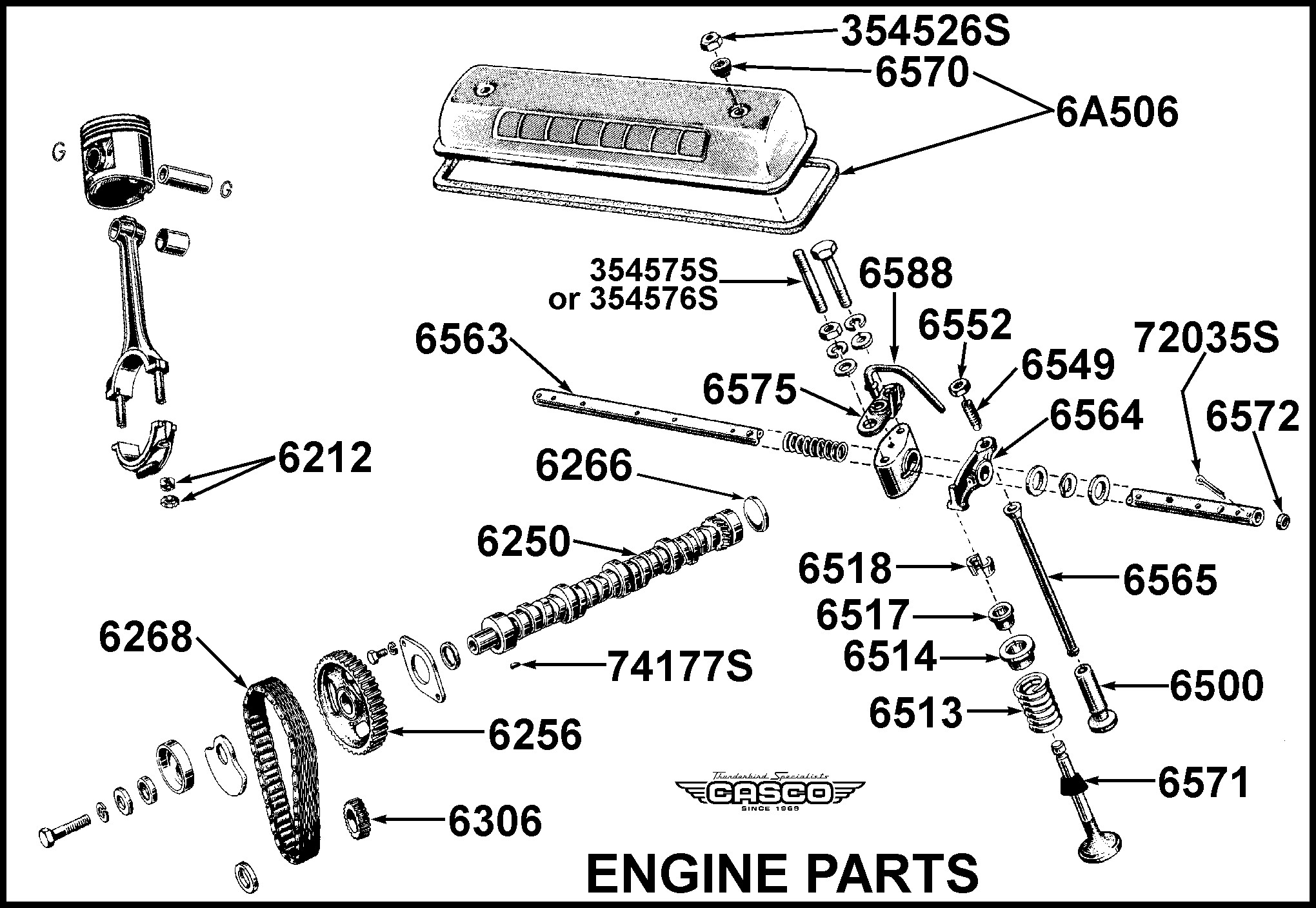 Pushrod Engine Diagram