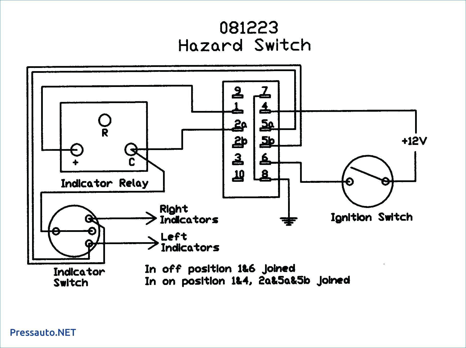 Universal Power Window Wiring Diagram