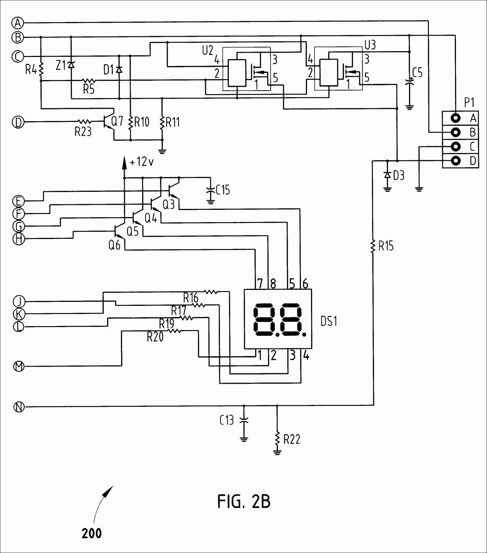 Car Voltmeter Wiring