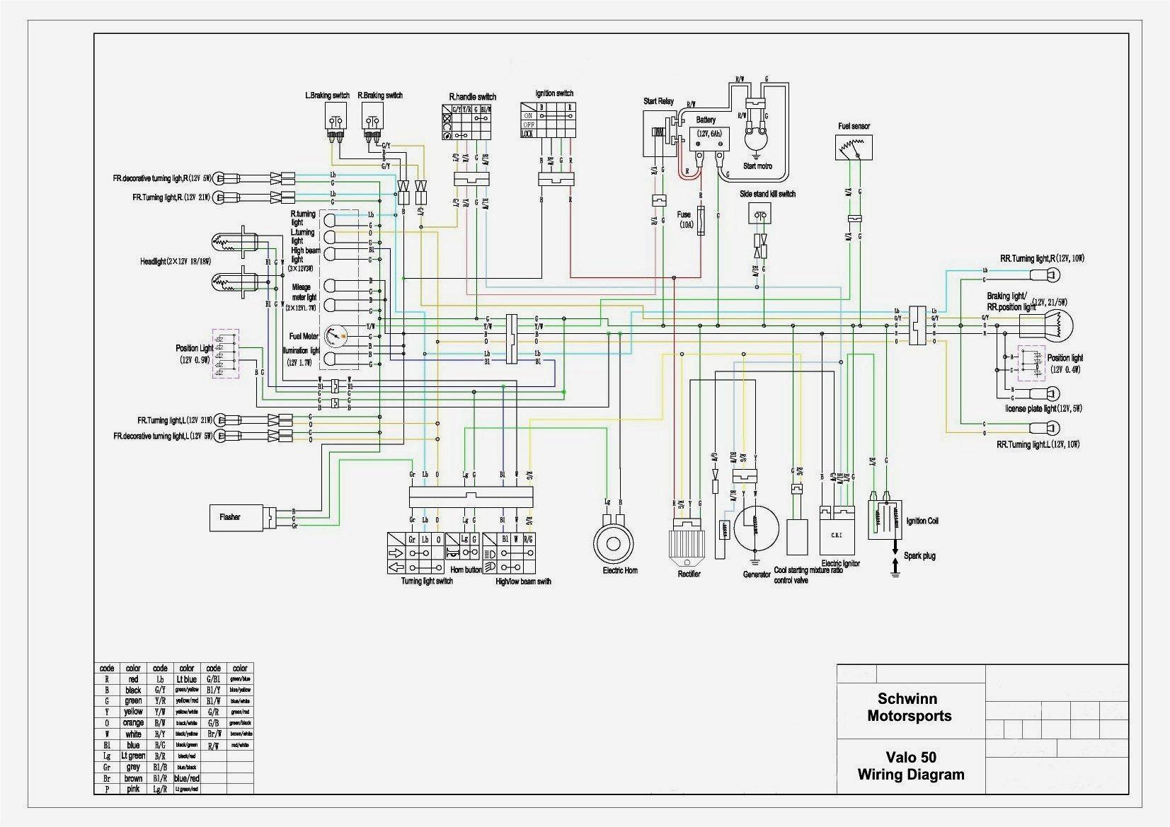 Chinese Atv Wiring Schematic