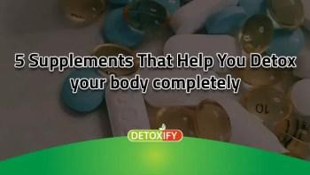 Supplemental Detox