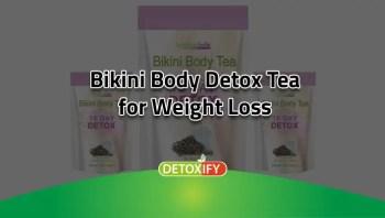Bikini Body Detox Tea