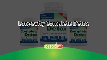 Longevity Complete Detox