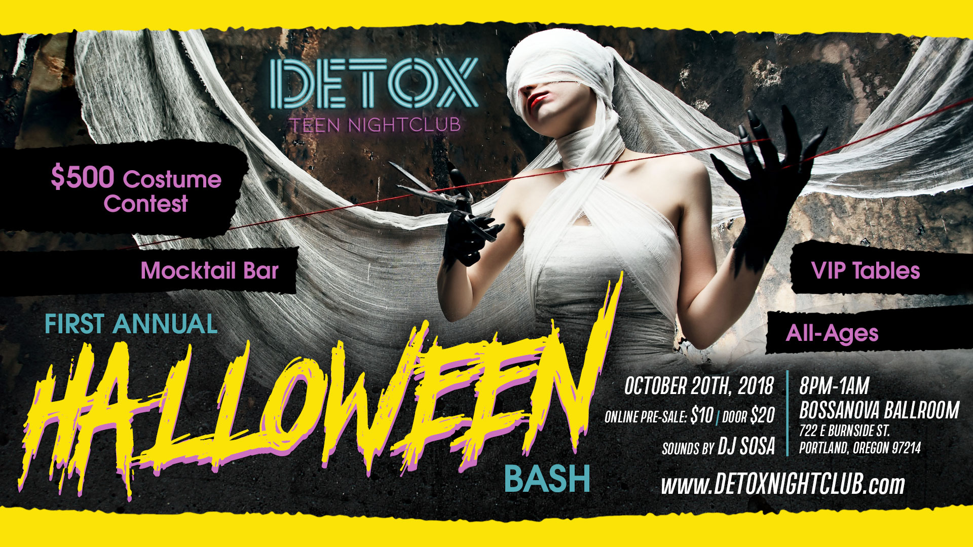 halloween party costume contest rules & restrictions | detox teen