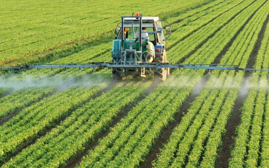 Glyphosate is Now Most Heavily Used Weed-Killer in History