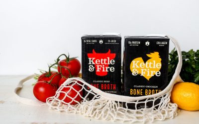 'Our Mission Now Is to Bring the Benefits of Bone Broth Back into The American Diet' – Justin Mares