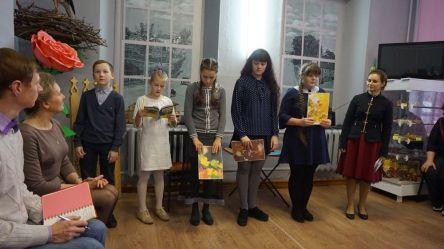 Литературная встреча в Даровском