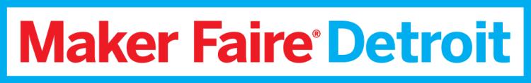 Maker Faire Detroit logo