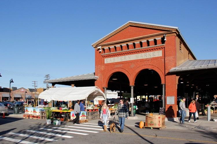 Eastern Market: Innovation in Food Sourcing