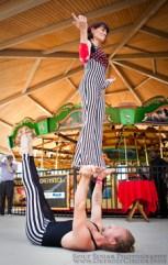 Detroit Circus: Acrobatics, Fire, Balance, Juggling, and Contortion