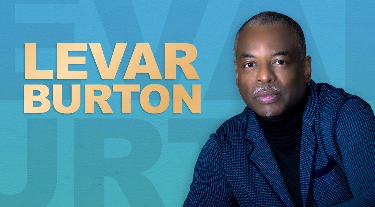 LeVar Burton - Master Maker Emcee for the 10th Annual Maker Faire Detroit