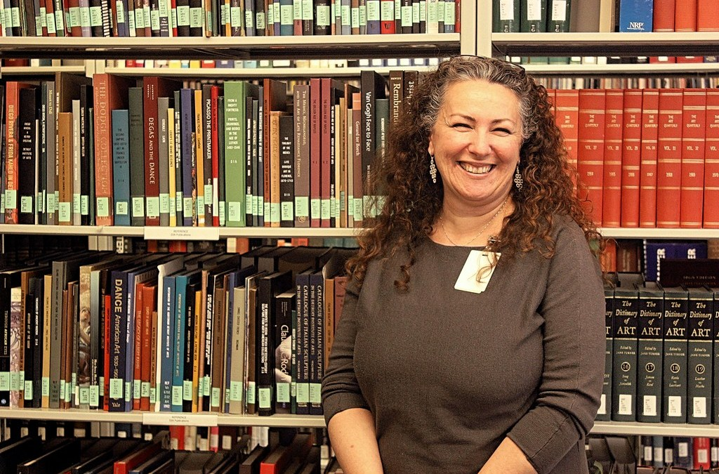 Exclusive: Touring the Detroit Institute of Art's Research Library & Archives with Director MARIA KETCHAM!