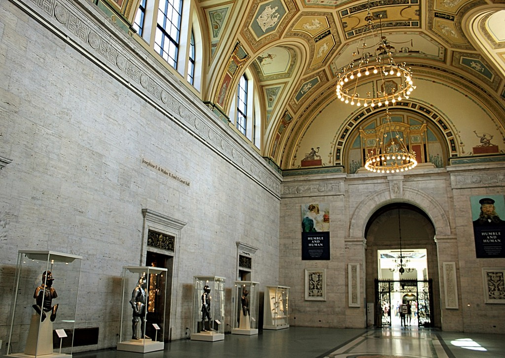 Exclusive: Touring the Detroit Institute of Art's Research