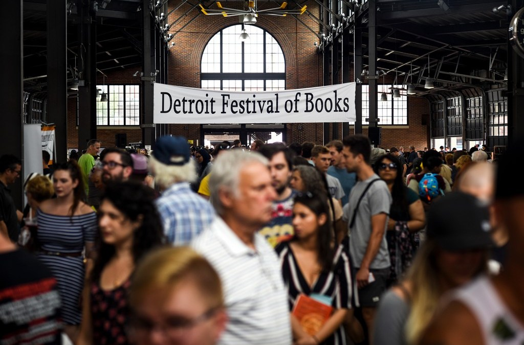 200+ Photos from the 3rd Annual Detroit Festival of Books @ Eastern Market!