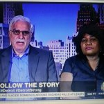 Detroit Retirees David Sole and Cynthia Blair Interviewed on Aljazeera America