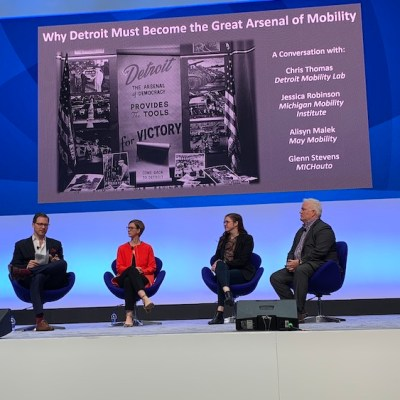 """Industry must support talent growth for """"arsenal of mobility"""""""