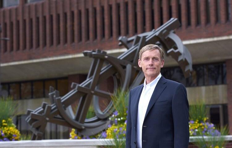 Robert McMahan is the president at Kettering University.