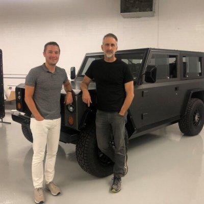 Startup Spotlight Podcast: Robert Bollinger, Bollinger Motors