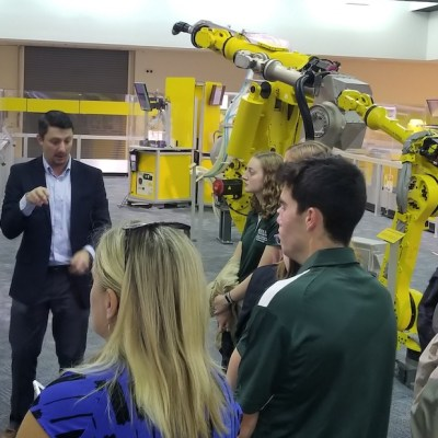 MI Smart Factory Tours expose talent to high-tech advanced manufacturing