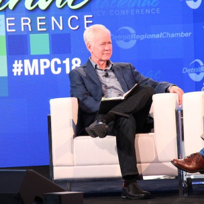 Mobility Moments Podcast: Embedded at Mackinac Policy Conference with John McElroy