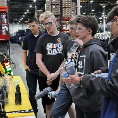 Metro Detroit students get hands-on experience with manufacturing careers through MFG Day events