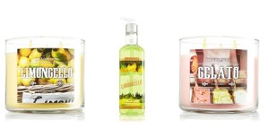 Bath and Body Works Let's Go to Italy